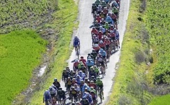 Clasificaciones de la etapa 5 de la Vuelta al País Vasco 2018: Vitoria - Eibar