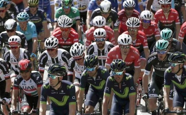 Clasificaciones de la etapa 1 de la Vuelta al País Vasco 2018: Zarautz - Zarautz