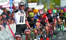 Hay bonificaciones en la Vuelta al País Vasco por primera vez desde 1975