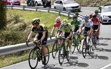 Directo de la etapa de la Vuelta al País Vasco 2018: Bermeo - Valdegovía