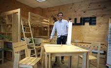 Lufe desvela su secreto: por qué le llaman 'el Ikea vasco'