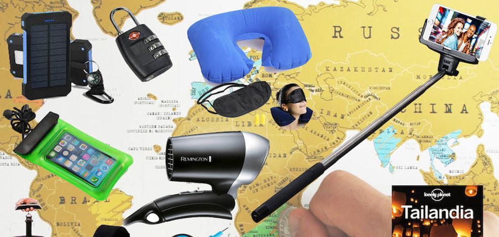 Los 10 mejores regalos para viajeros