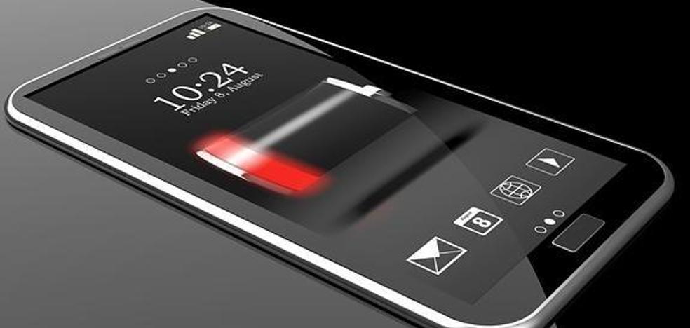 ¿Por qué la batería de mi móvil se agota tan rápido? (I)