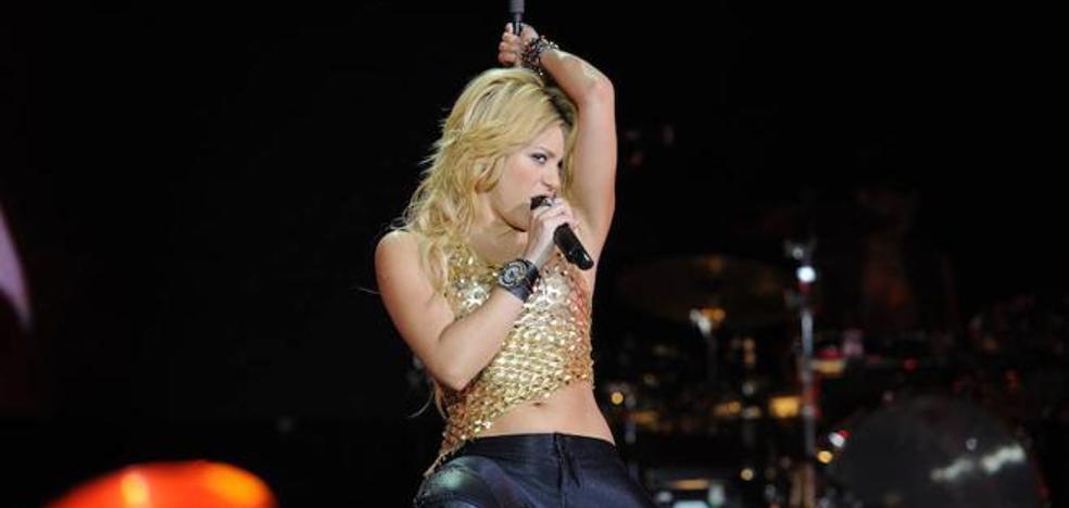 Shakira actuará en el BEC el 17 de noviembre