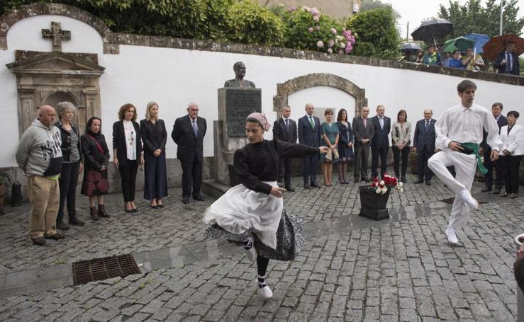 80 aniversario de la salida al exilio del lehendakari Aguirre