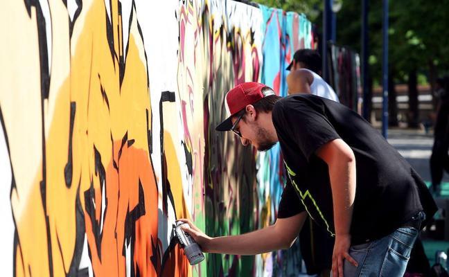 Kale arte eta muralismo topaketa