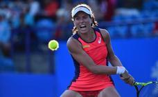 Konta confirma que jugará en Wimbledon tras su retirada en Eastbourne