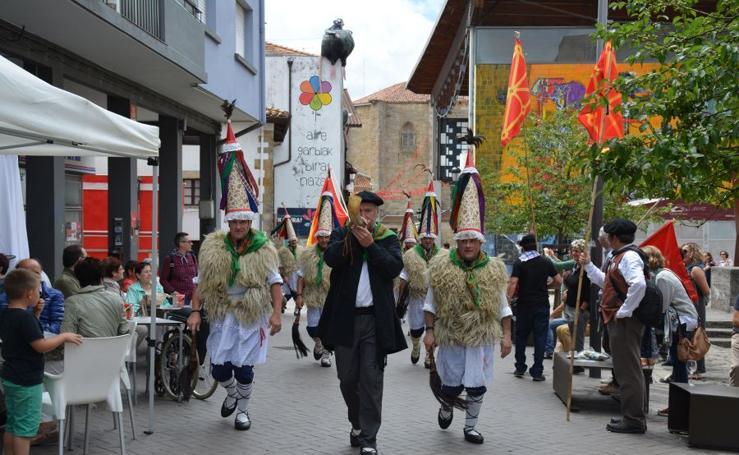 Santixabelak Jaiak, Usurbilgo Festa Nagusiak