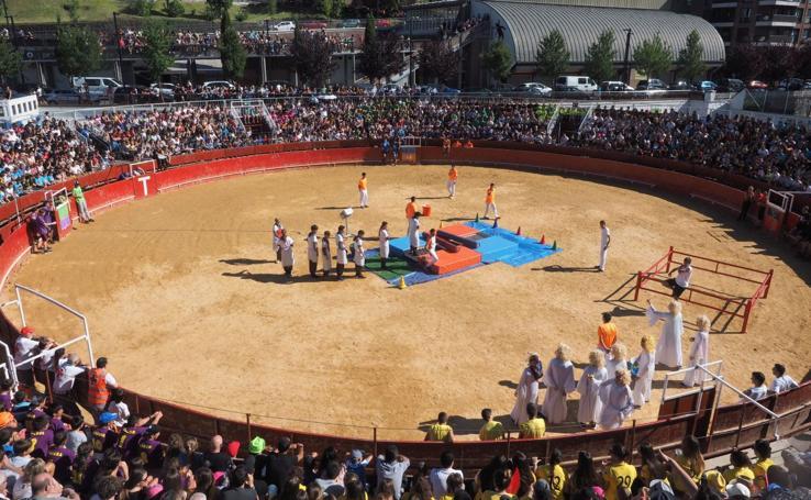 El Grand Prix cierra a lo grande las fiestas de Santa Isabel