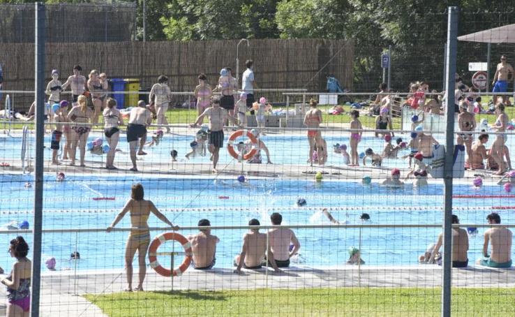 El polideportivo de Tolosa recupera la normalidad