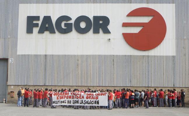 Decepción entre los trabajadores de Fagor CNA por la «falta de concreción» sobre su futuro