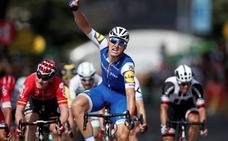 Marcel Kittel repite victoria al sprint