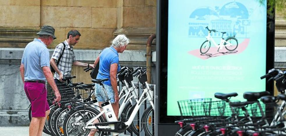 Donostia estudia subir la tarifa de dBizi para los trayectos cortos