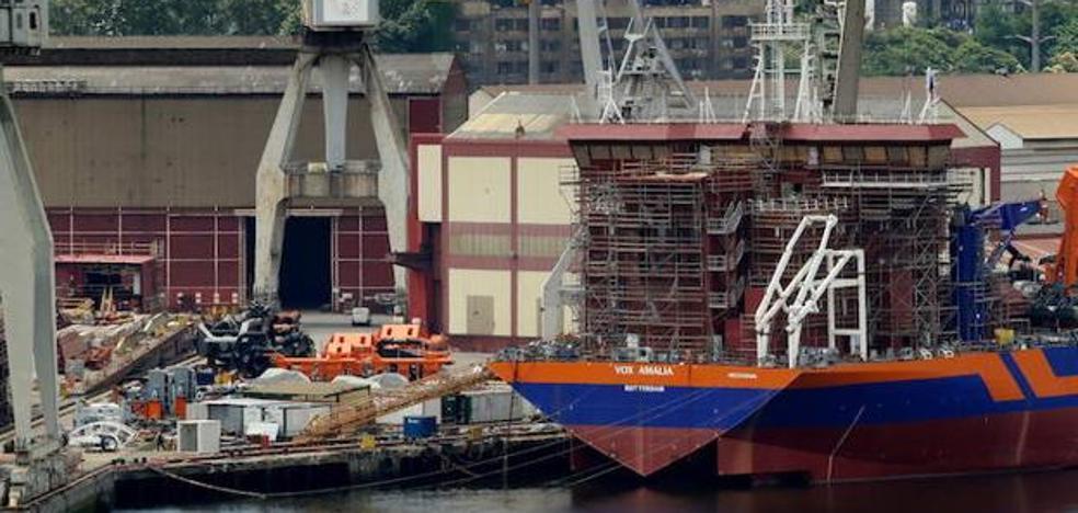 El comité de La Naval acusa a los socios de su crisis y pide la intervención del Gobierno Vasco