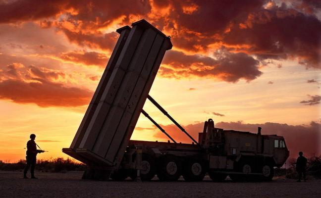 El Pentágono ensaya con éxito su sistema antimisiles en Alaska