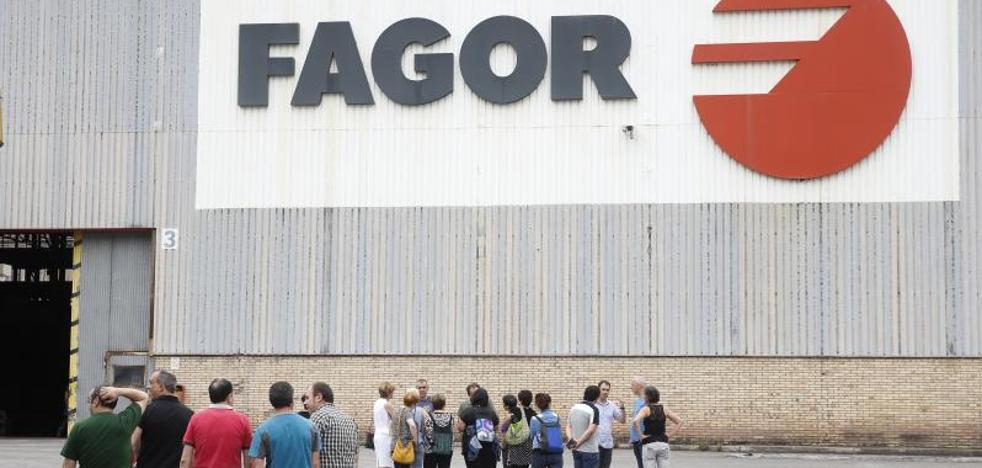 La plantilla de Fagor CNA teme que la empresa esté a punto de cerrar