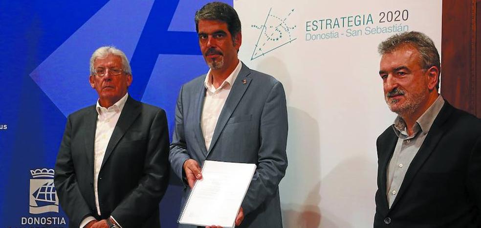 Donostia asume los nuevos retos de la sociedad en su Plan Estratégico para 2020