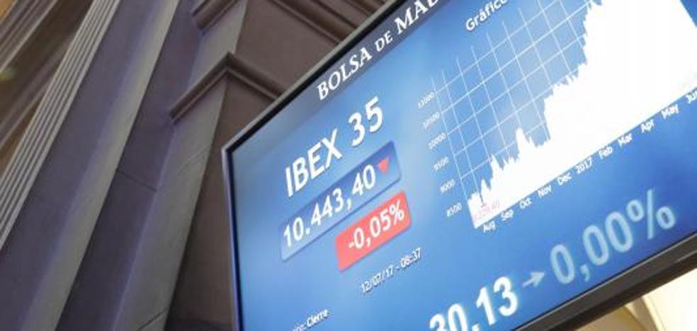 El Ibex-35 lidera las subidas en Europa y consolida los 10.600 puntos