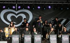 Reunion Big Band, los jóvenes se hacen con el escenario