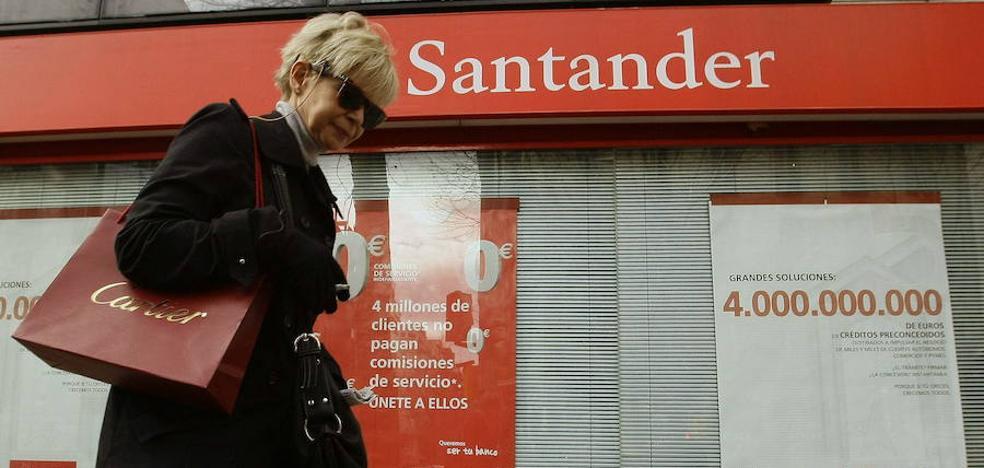 El Santander dará hasta 650.000 euros a cada cliente accionista del Popular