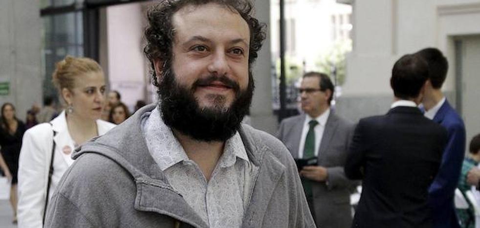Zapata abandona Podemos tras ser acusado de no donar dinero al partido