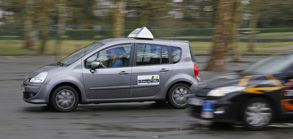 Autoescuelas alertan del «tapón» que generará la huelga de examinadores