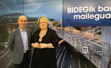 Las nuevas condiciones del préstamo de Bidegi ahorrarán a Gipuzkoa 35 millones