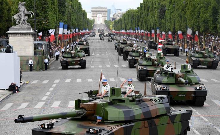 París muestra su 'grandeur'