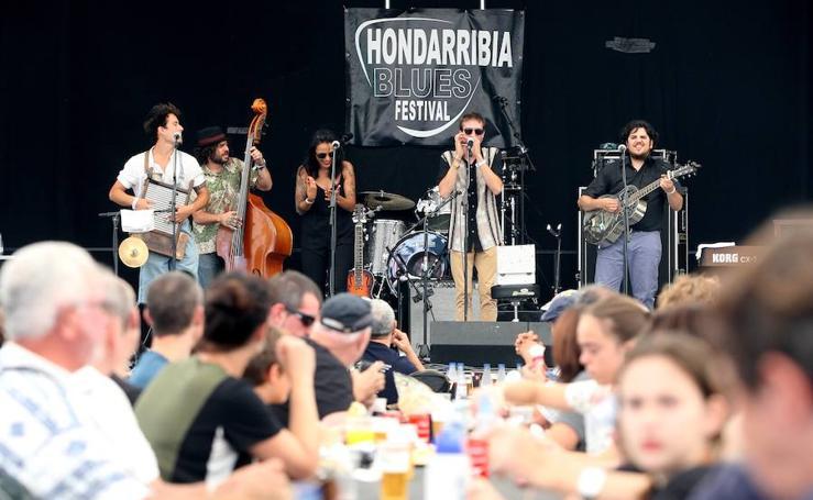 Tercer día del Hondarribia Blues Festival
