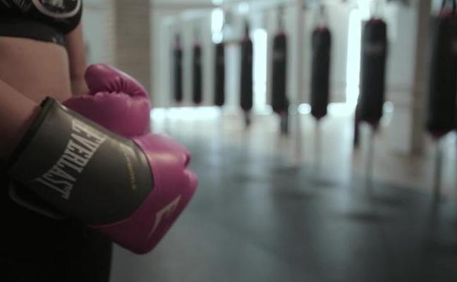 Las chicas también boxean