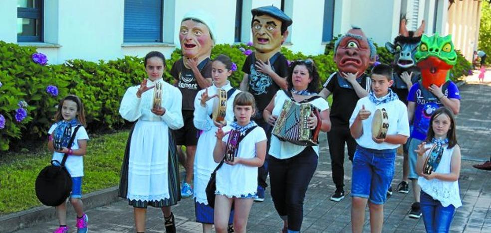 El barrio de Oria celebra hoy sus fiestas de la Virgen del Carmen