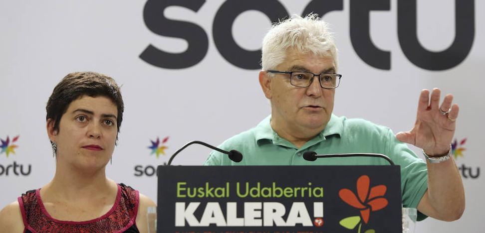 Sortu dice que la delación sería un «suicidio político» para el EPPK