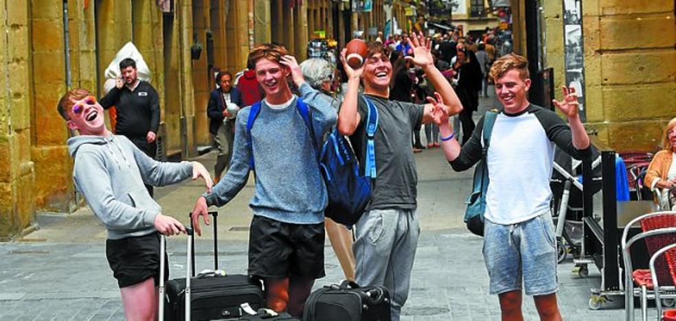 Gipuzkoa espera repetir un verano de récord protegiendo «el turismo de calidad»