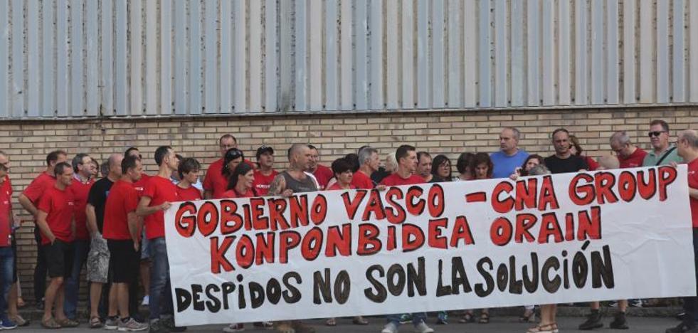 Aplazada a mañana la reunión del ERE de extinción del área de lavado de Edesa