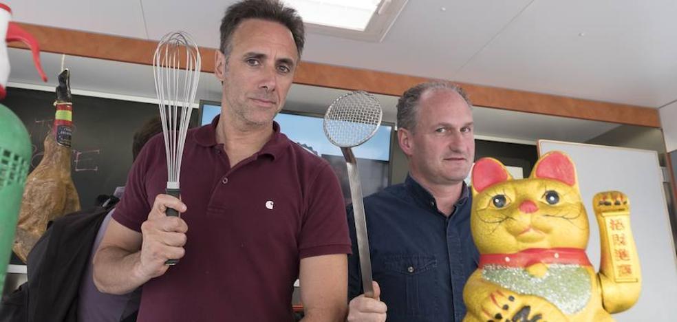 'Pintxo & Pote on Tour', Arabako Errioxan