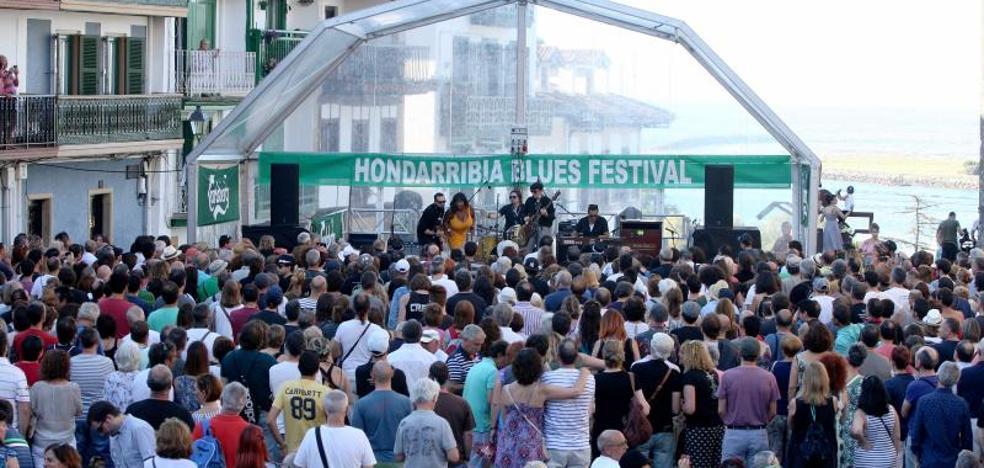 Un balance «más que positivo» para el Hondarribia Blues