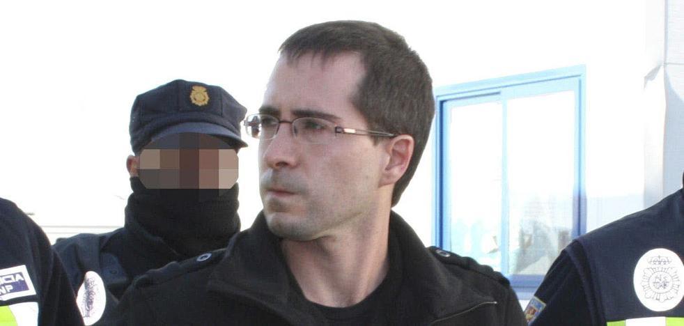 Detenido en Bilbao un etarra para cumplir 535 años de cárcel por un atentado en Madrid