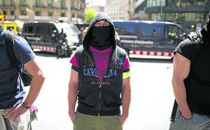 Topos, policías del camuflaje