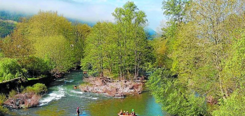 Actividades acuáticas y turismo termal también en época estival