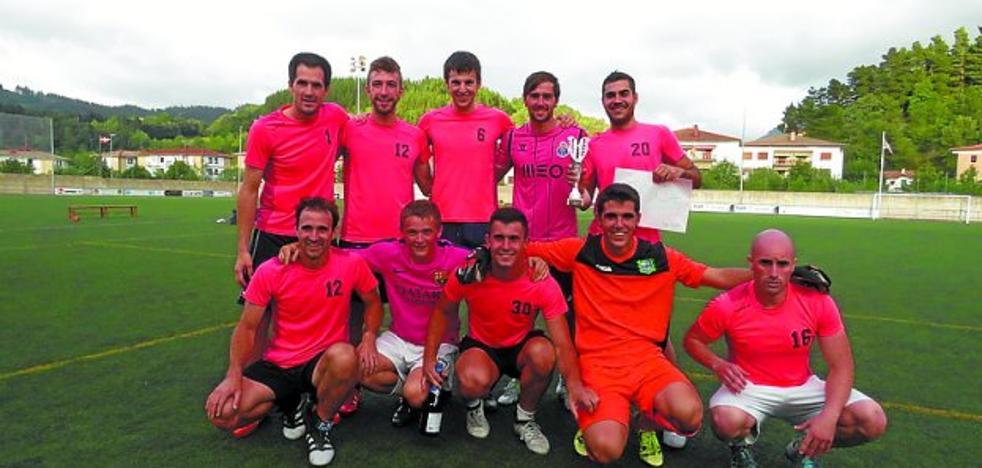 El Betikozkor gana el torneo de fútbol 7