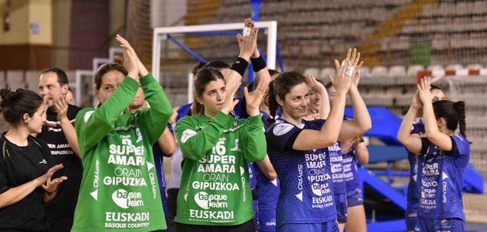 El campeón portugués será el rival del Balonmano Bera Bera en la Copa EHF