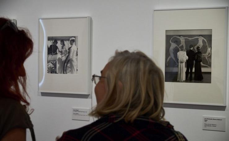 Exposición de Louise Dahl-Wolfe