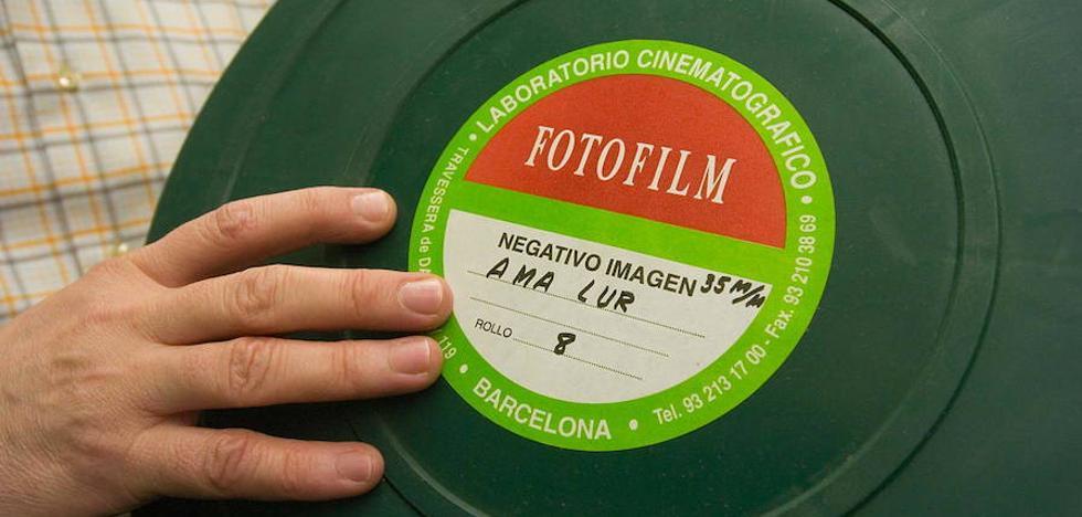 Artxibo bateratua izango du behingoz Euskadiko Filmategiak