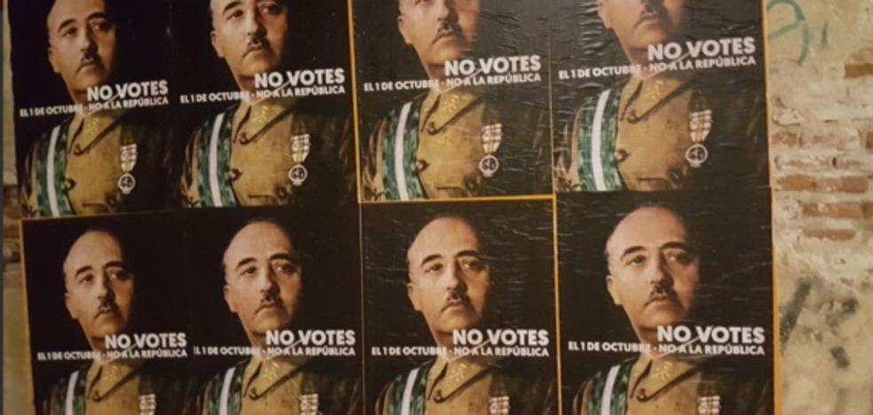 El independentismo llama franquistas a los que no votarán el 1-O