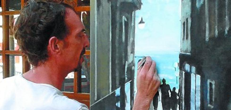 El arte de la pintura a pie de calle