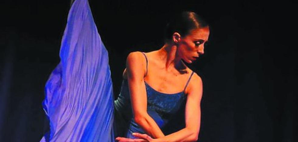 Itziar Mendizabal encabeza la gala internacional de la danza del sábado