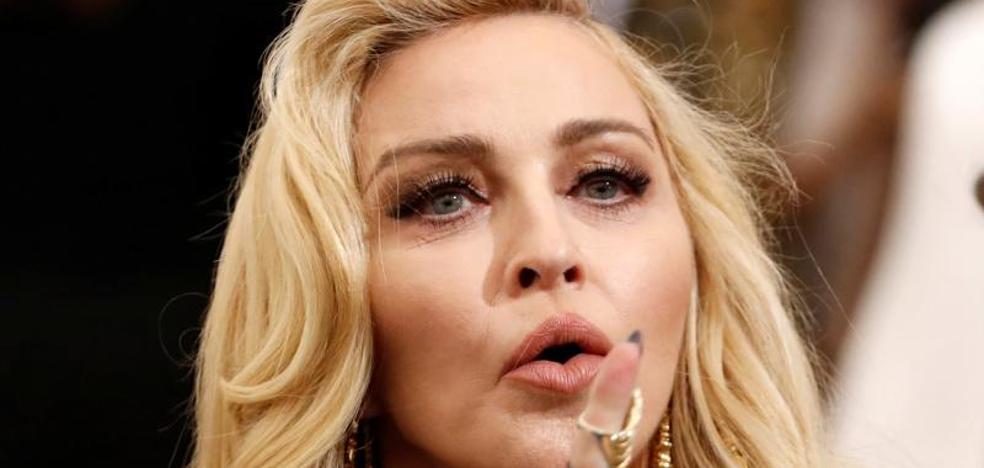 Madonna presenta una demanda para frenar una subasta de artículos íntimos