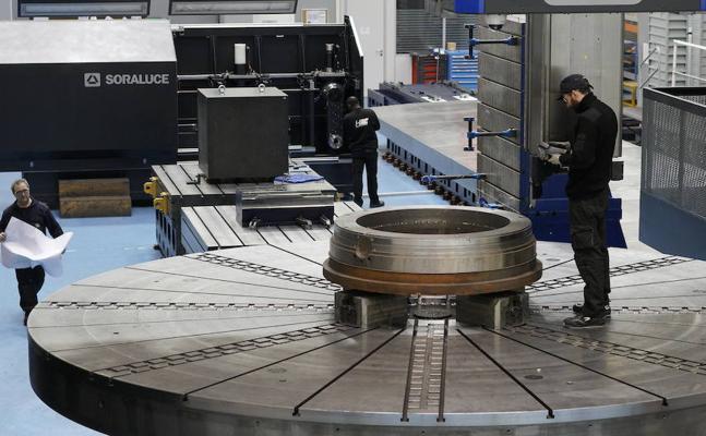 Laboral Kutxa subraya la fortaleza de la economía vasca y prevé que crezca un 2,9% este año