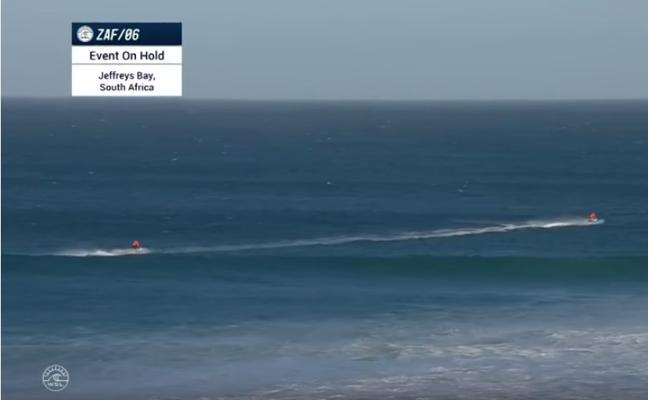 La presencia de un tiburón obliga a suspender la Liga Mundial de Surf