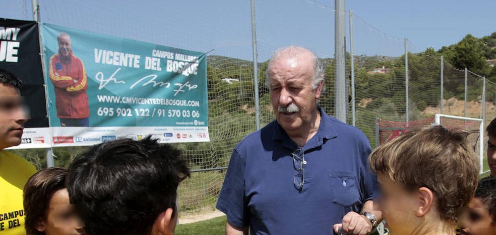Del Bosque: «Villar es mi amigo»